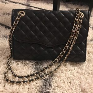 Rebecca Minkoff Quilted Leather Chain Bag
